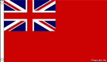 Red Ensign  (British Red Ensign)